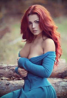 Hot photo redhead