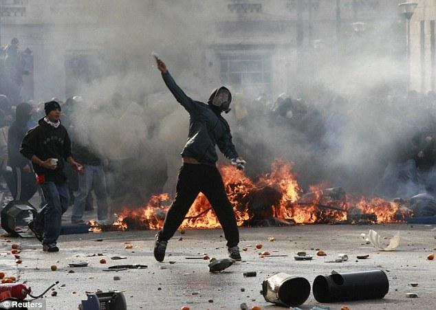 Lock and Load: Are You Prepared for Civil Unrest?-civil.jpg